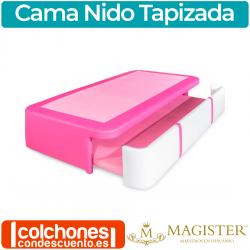 Cama Tapizada Nido de Magister