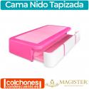 Cama Nido Tapizada de Magister