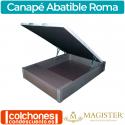 Canapé Abatible hasta el Suelo con Zapatero Roma de Magíster