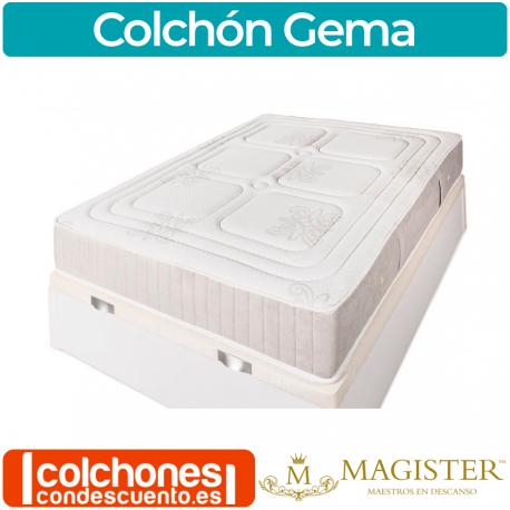 Colchón de Micro-muelles Ensacados Magister Gema
