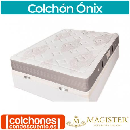 Colchón de Micro-muelles Embolsados Ónix de Magister