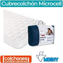 Cubrecolchón Microcell Reversible de Moshy