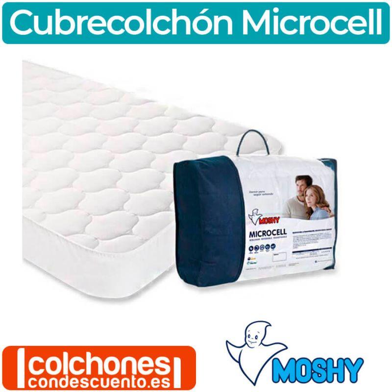 Funda Colchón Microcell Reversible de Moshy