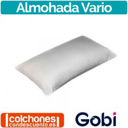 Almohada Vario 90% Duvet de Gobi