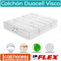 Colchón Flex DuoCell Viscoelástico