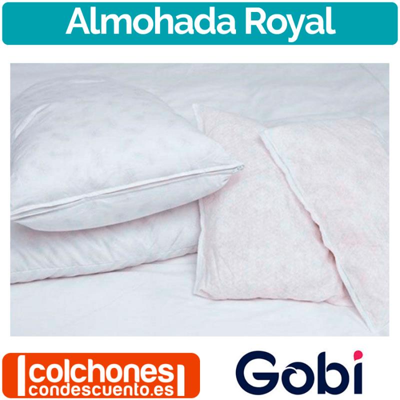 Almohada Royal de Gobi