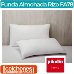 Funda Almohada Rizo Algodón FA78 de Pikolin Home