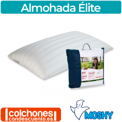 Almohada Fibra Élite de Moshy