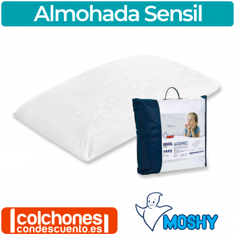 Almohada Sensil de Moshy