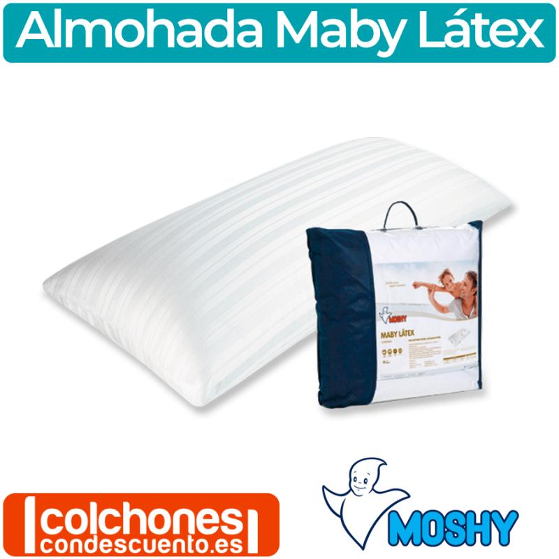 Moshy Almohada Maby Látex