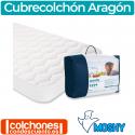 Cubrecolchon Moshy Aragon Acolchado Reversible