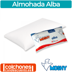 Almohada Alba de Moshy