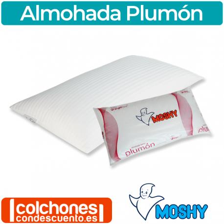 Almohada modelo Plumón de Moshy
