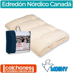Relleno Nórdico de Fibra Canadá de Moshy