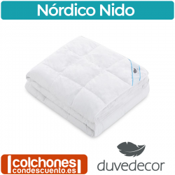 Relleno Nórdico Natural Duvedecor NIDO