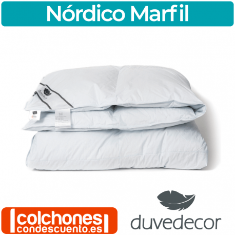Relleno Nórdico Natural Duvedecor MARFIL