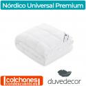 Relleno Nórdico Plumón 98% Universal Premium de Duvedecor