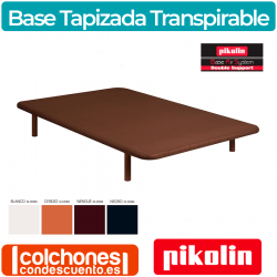 Base Tapizada Divanlin 3D Transpirable Pikolin