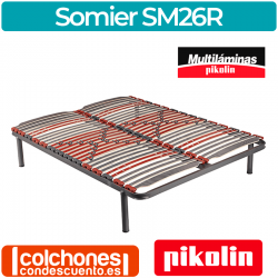 Somier Multiláminas SM26R de Pikolin
