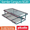 Canguro con Somier SG20 de Pikolin