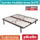 Somier Multiláminas SM70 de Pikolin
