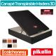 Canapé abatible Tapa 3D Transpirable de Pikolin