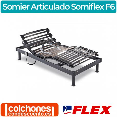 Flex Somier Articulado Somiflex A6