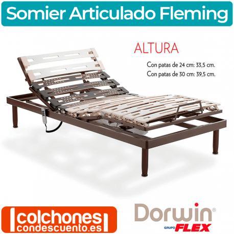 Somier Articulado Fleming de Dorwin