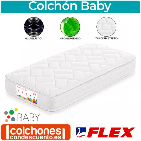 Colchón de Bebé Baby Flex