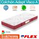 Colchón Junior Adapt Visco A Flex