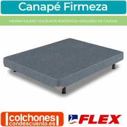 Canapé Flex Firmeza Transpirable