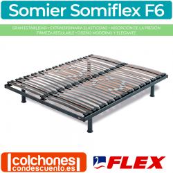 Flex Somier Fijo Somiflex F6