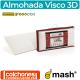 Almohada Viscoelástica 3D de Mash