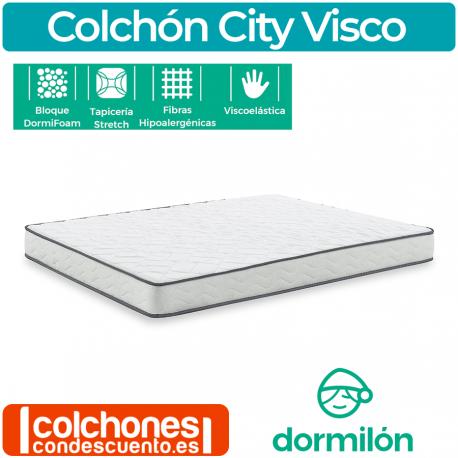 Colchón City Visco de Dormilon