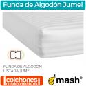 Funda de Colchón Algodón Listado Jumel de Mash