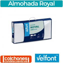Almohada Fibra Royal de Velfont