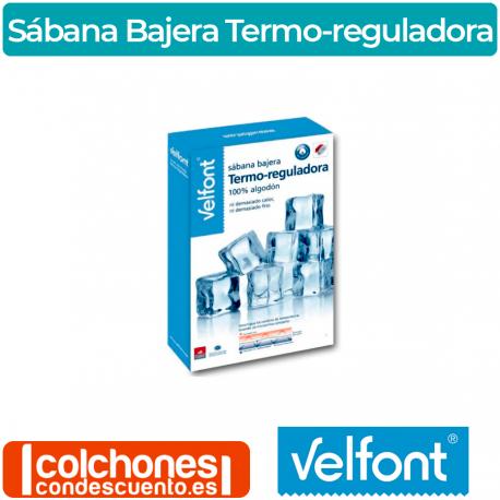 Sábana bajera Termo-regulador Outlast® de Velfont®