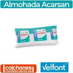Almohada Acarsan Antiácaros de Velfont®