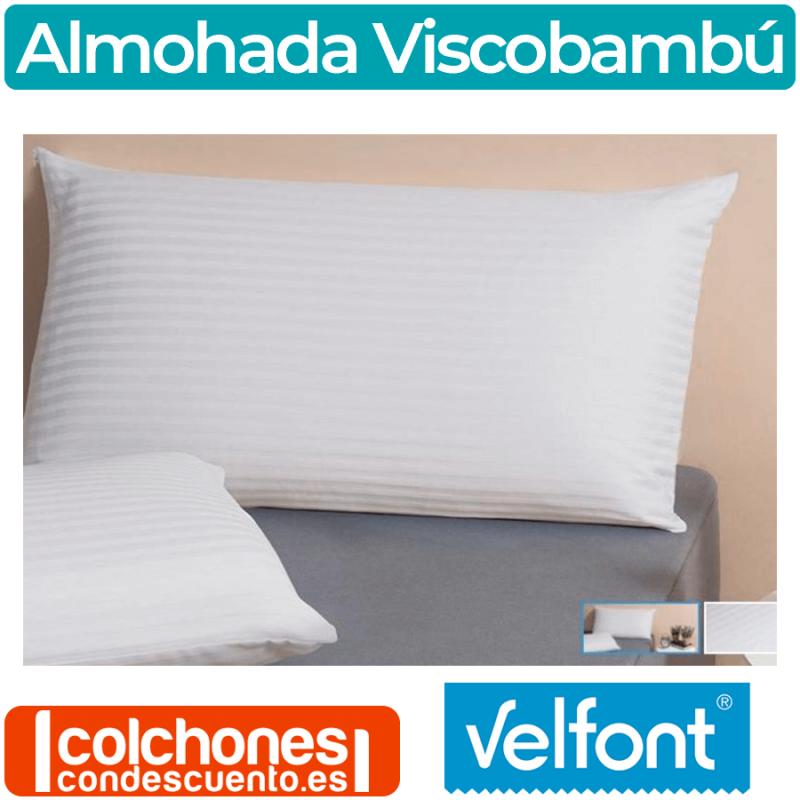 Almohada Viscobambú de Velfont®