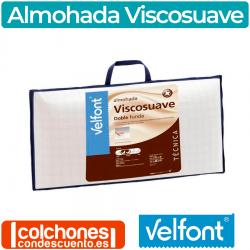 Almohada Viscosuave de Velfont