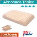 Almohada de Látex Triplex Pardo
