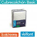 Cubrecolchón Basic Reversible Acolchado de Velfont®