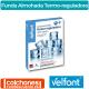 Funda para Almohada Termo-reguladora Outlast® de Velfont®