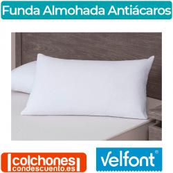 Funda Almohada Antiácaros de Velfont