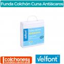 Funda Colchón Cuna Antiácaros de Velfont