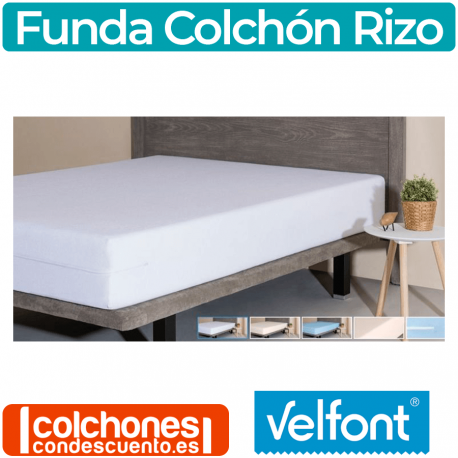 Funda protectora de Colchón Rizo Elastic Velfont®