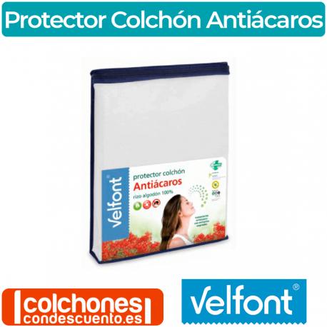 Protector de Colchón Antiácaros de Velfont®