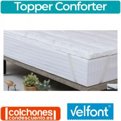 Topper Conforter Fibra de Velfont®