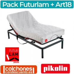 Pack Pikolin Colchón y Cama Articulada Futurlam