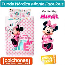 Juego de Funda Nórdica Minnie Fabolous